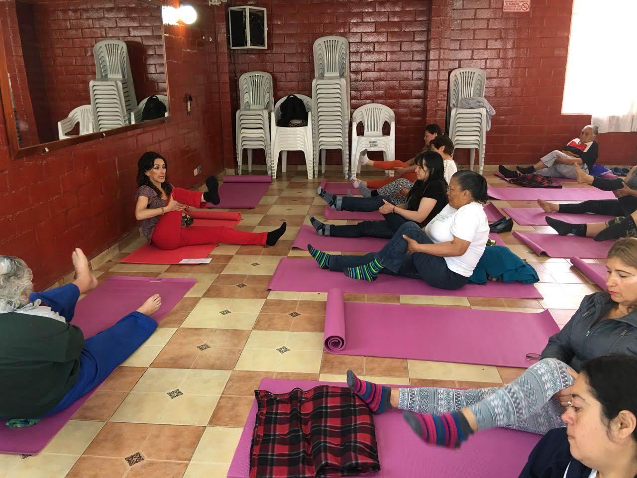 disciplina de yoga